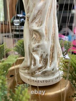 30 Creators Inc. Vintage Mineral Oil Rain Lamp Nude Goddess 1970's