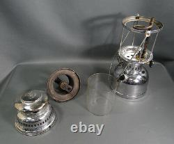Anchor Petroleum Kerosene Pressure Lantern Burner Light Portable Hanging Lamp