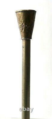 Antique Kosmos Brenner Student Lamp Brass Oil Lamp Original Oil Withtank