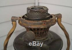 Antique RARE 1930 1 Yr Model #1252 Aladdin Birdcage Oil Floor Lamp FOR RESTORE