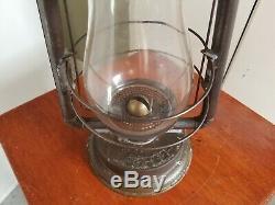 Berger Tubular Lantern Antique Kerosene Lantern Dietz Ham oil lamp