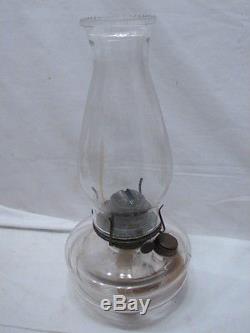 Eagle Oil Lamp Wall Bracket Mercury Glass Reflector Fluid Light