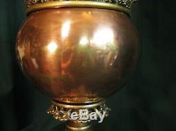 Eye Catching Antique Banquet Lamp No-harm Electrified-excelelent Tank & Burner