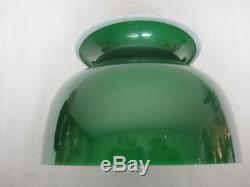Rare Antique Green Cased Shade That Fits A Wild & Wessel Student