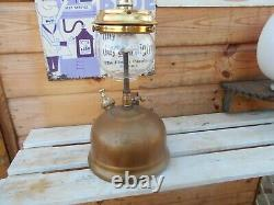 Tilley TL14 Table Lamp Paraffin Kerosene Oil Vintage Tilly Antique lantern