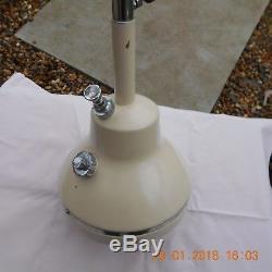 Two 1950s Bialaddin T10 Vapalux Paraffin Lamp Kerosene Oil lantern Antique