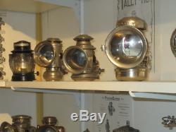 Unique Complete Collection Antique Bicycle Lamps Carbide Candle Oil 135 Pieces