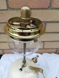 Vintage Tilley Table Lamp Paraffin Kerosene Oil Vintage Tilly Antique lantern