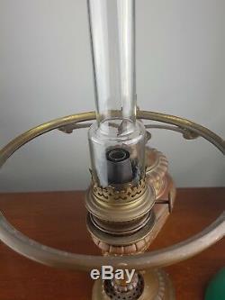 Wild & wessel harvard student lamp. Oil Lamp